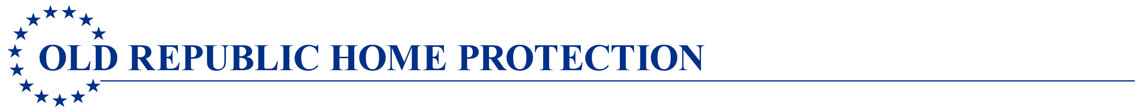 Old Republic Home Protection - Logo